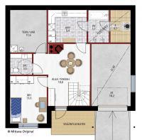 Pohjapiirros 2: Mittava Koti, Ruusu 149