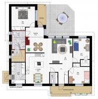 Pohjapiirros 1: Mittava Koti, Tuomas 130