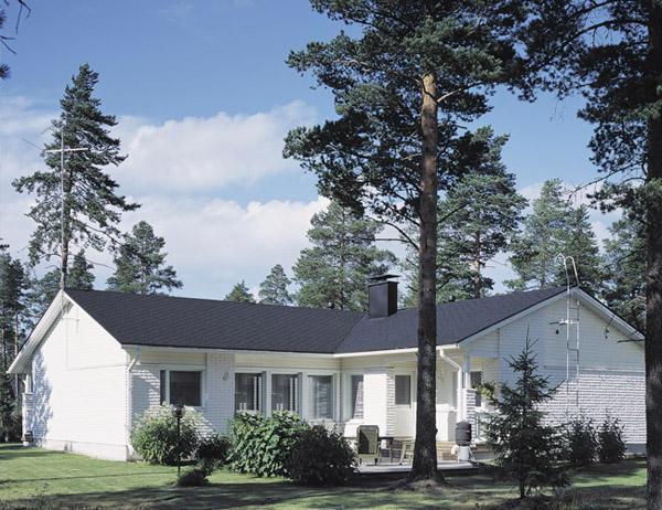 Iso - Talomalli: Mittava Koti, Tuomas 130